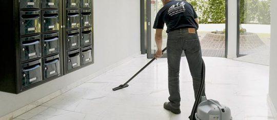 Services de nettoyage pour professionnels