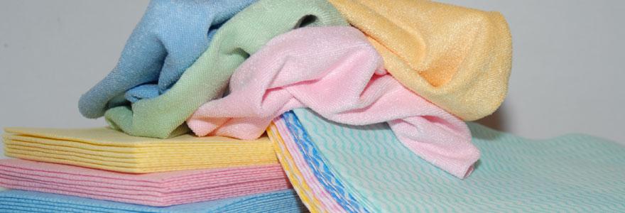 Utilisation des textiles dans la fabrication de produits absorbants à usage professionnel